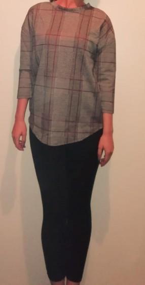 Shirt broek bewerkt