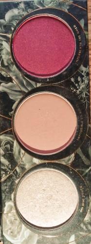 Zoeva blush palette