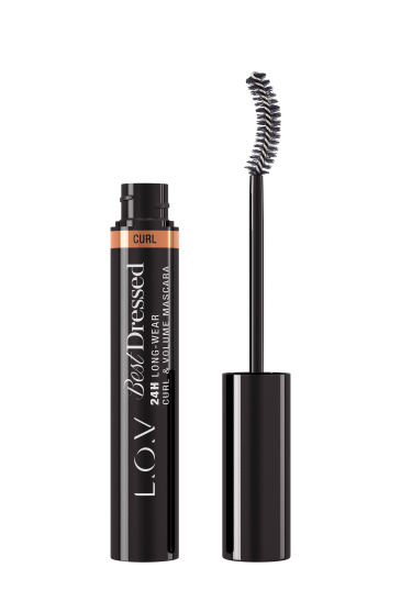 4059729043535_L.O.V BEST DRESSED 24H long-wear curl & volume mascara 120 Curled Velvet Black_P2_os_300dpi